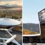 Удивительные аэропорты мира