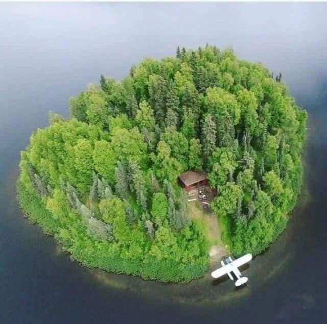 Райский остров одиночества
