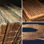 Самые первые книги в мире