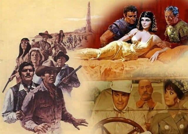 Голливудские фильмы в СССР в 70-е