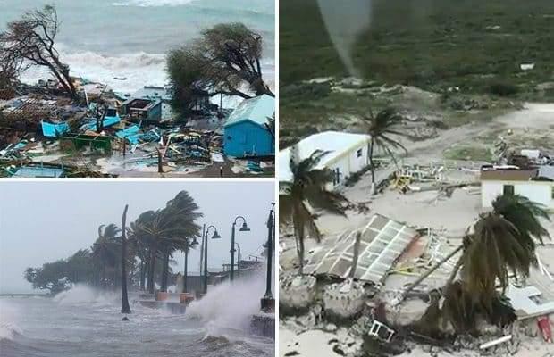 Урагану «Ирма» присвоена пятая категория
