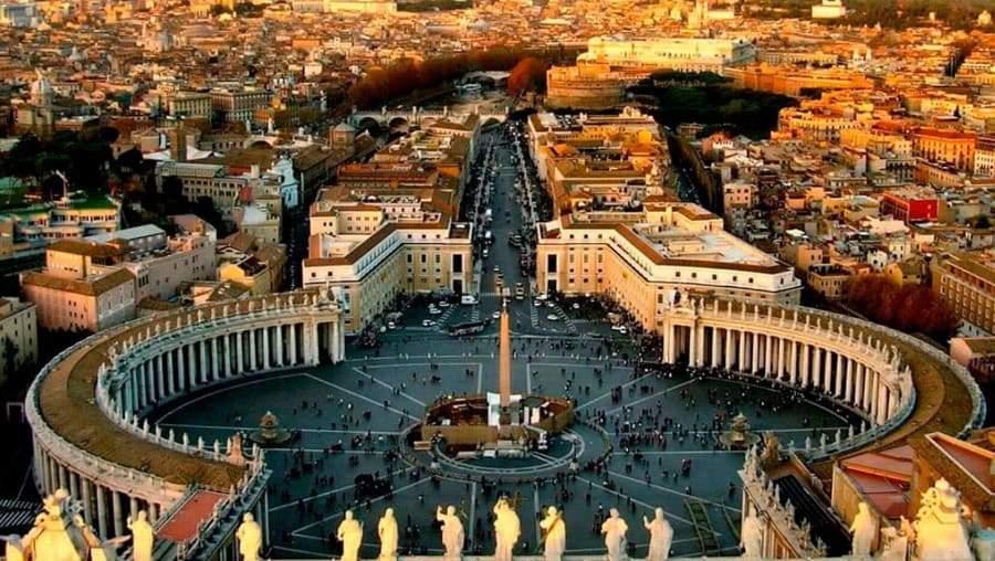 История Рима Ватикан