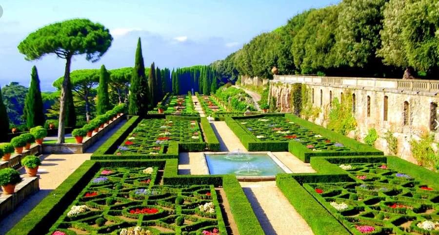 Зелёный Рим