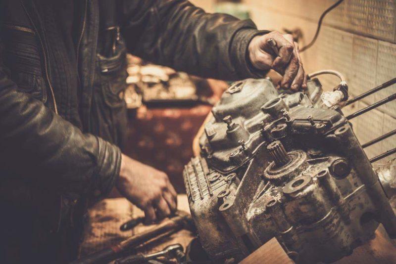 Madboxer: мотоцикл с автодвигателем от Subaru