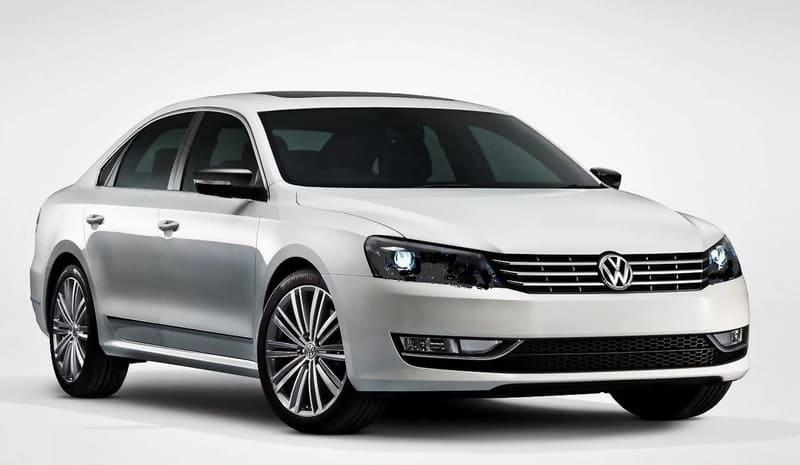 Volkswagen Пассат