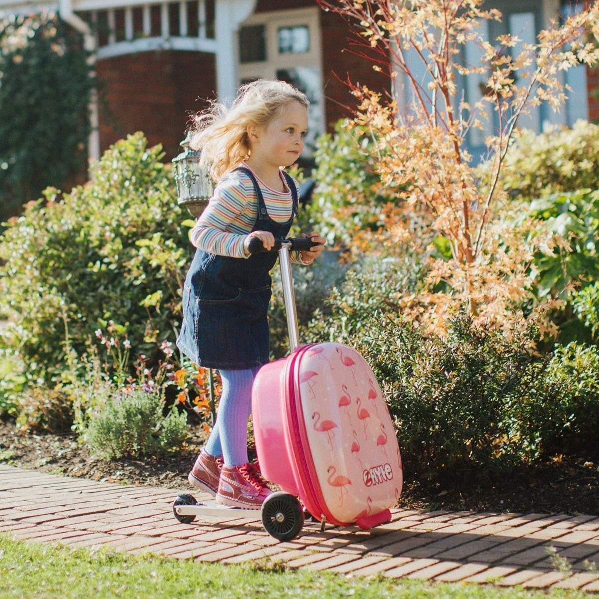 Купить детский чемодан