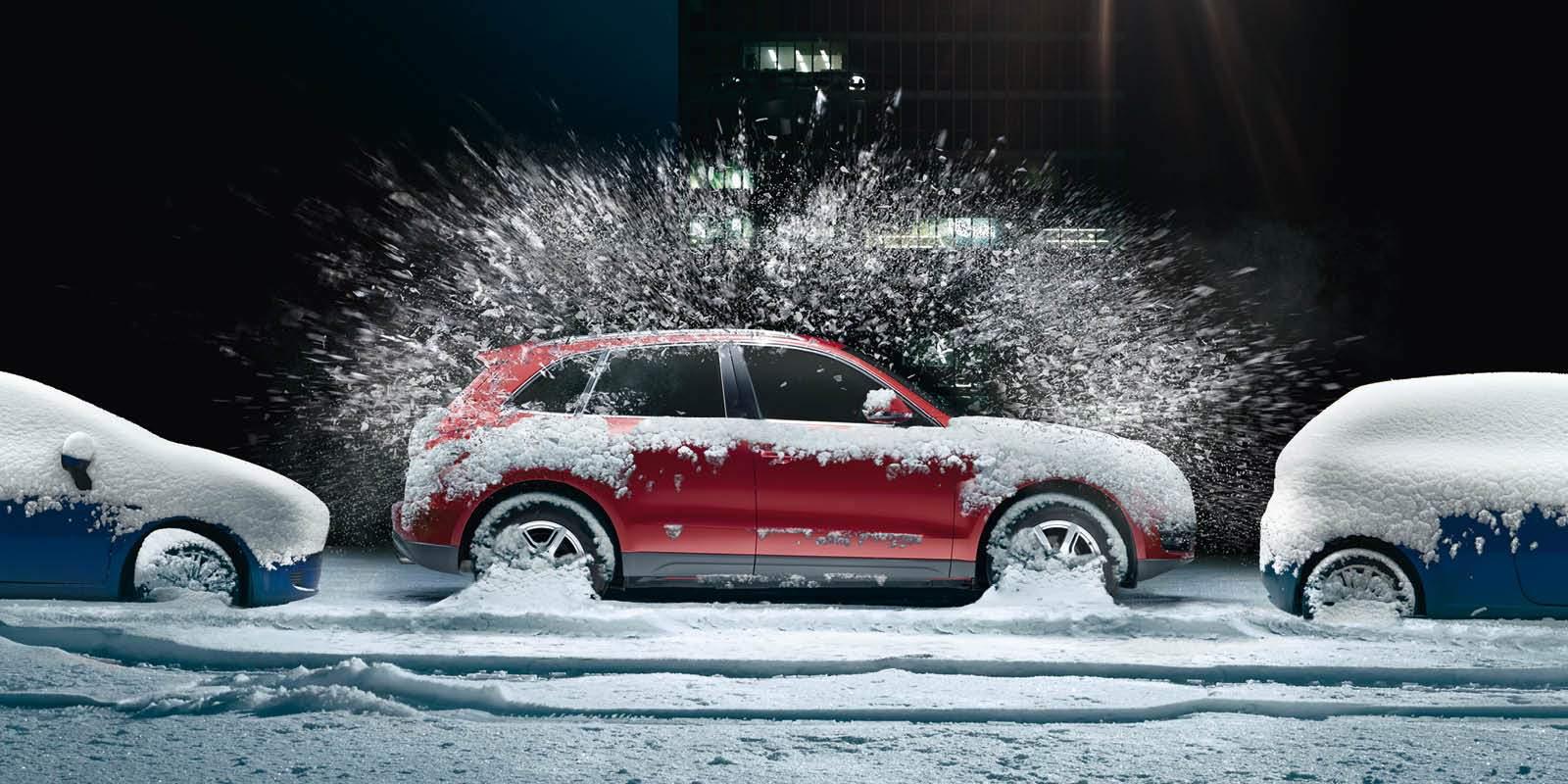 Какие аксессуары помогут пережить зиму автомобилю?