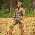Демисезонные костюмы для охоты и рыбалки