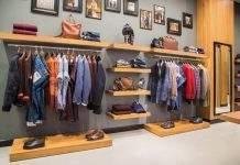 Мужской гардероб, как правильно организовать