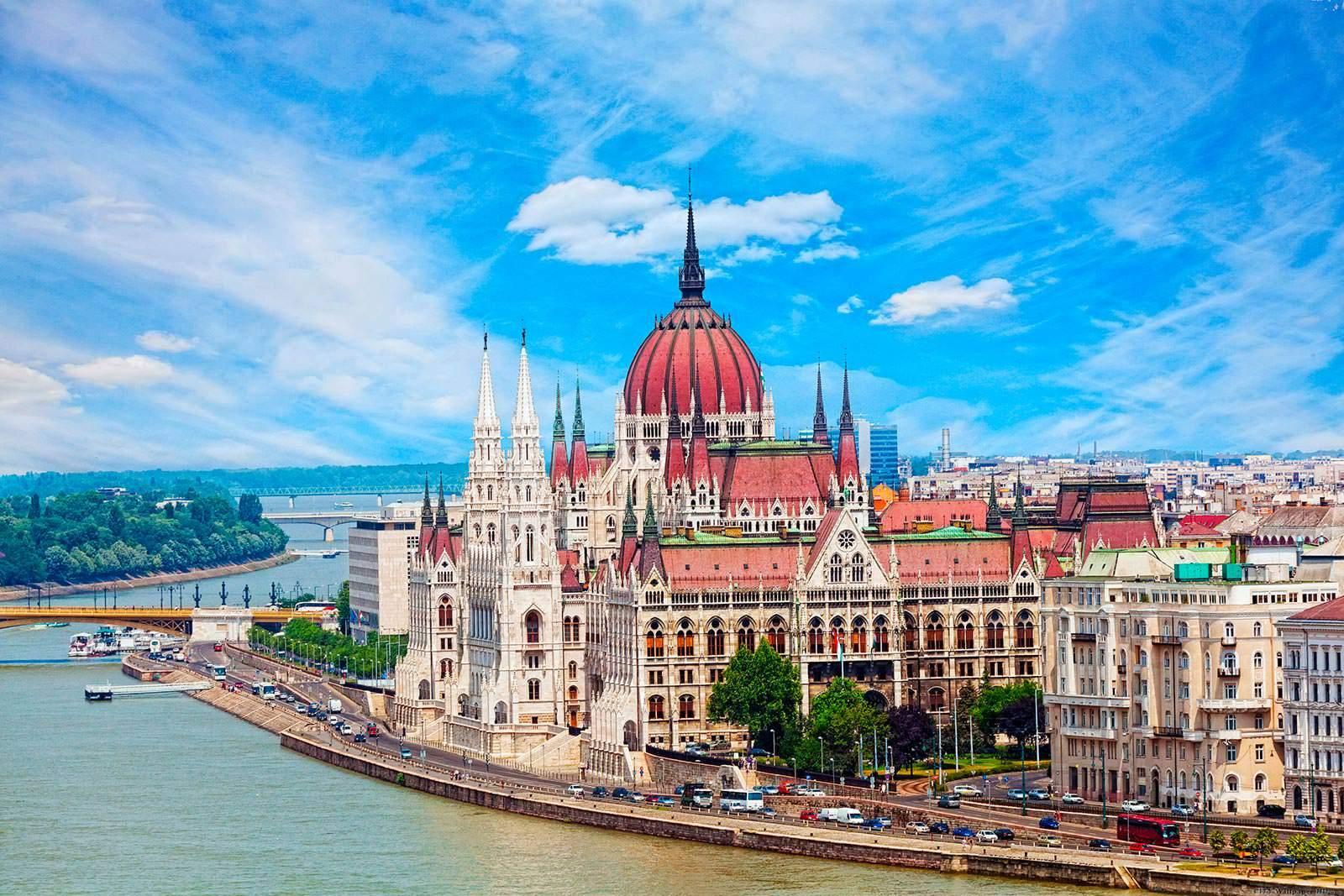 Будапешт – столица и крупнейший город Венгрии