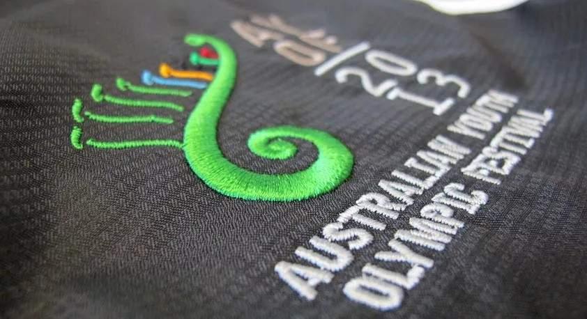 Особенности машинной вышивки логотипов