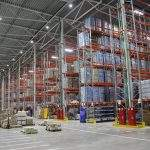 Лучшие фронтальные стеллажи для склада производит эта компания!