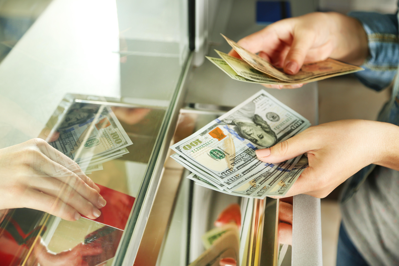 Обмен валют в Харькове
