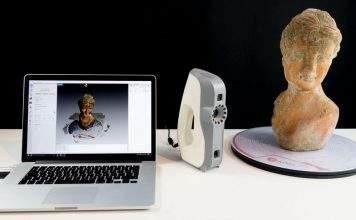 Что такое 3д сканирование?