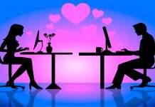 Онлайн знакомства и интим