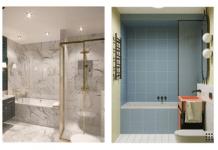 На что обратить внимание, при выборе плитки в ванную комнату