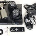 Купить систему видеонаблюдения