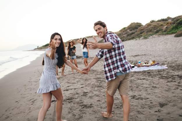 Как провести время на пляже
