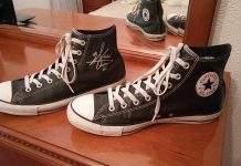 Converse – легенда в истории обуви!
