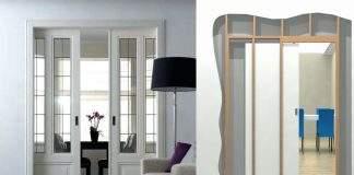 Кассетные двери, как современное интерьерное решение для дома