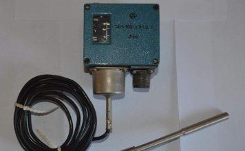 Датчики реле-температуры: что это такое и где применяются?