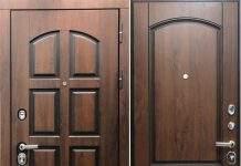 Входные двери от компании «Центр Дверей»