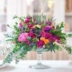 Живые цветы для праздника