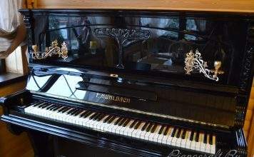 Реставрация пианино москва