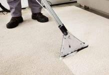 Срочная чистка ковровых покрытий
