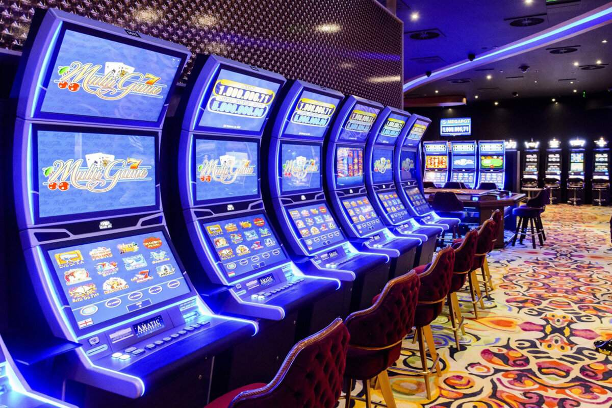 Топовые казино в Украине. Выгодная игра