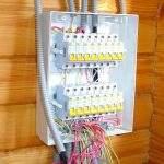 Как правильно обустроить проводку внутри помещения: модульные щитки.